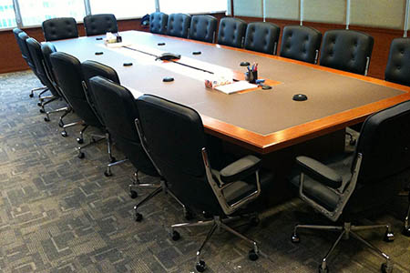 Scale: Conference Room