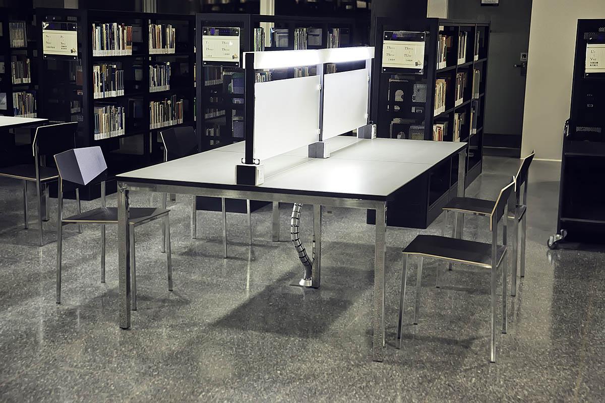 Qinghua University Library_avarte_hiqfurniture (2)