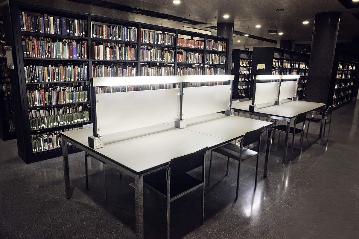 Qinghua University Library_avarte_hiqfurniture (7)